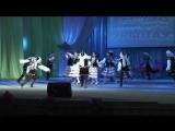 Выступление детской вокальной группы «Уралтау».