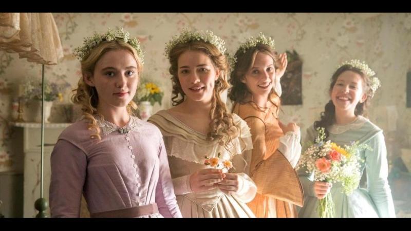 Маленькие женщины 1 сезон 2 серия