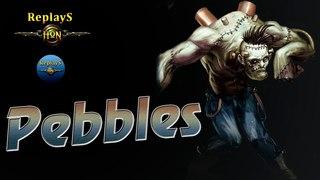 #HoN - #Pebbles with Doom - 🇯🇴 naruto_zero #Diamond I