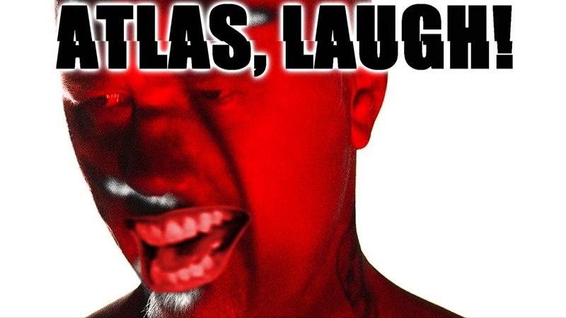 Metallica's James Hetfield - Atlas, Laugh! (LaughCover)