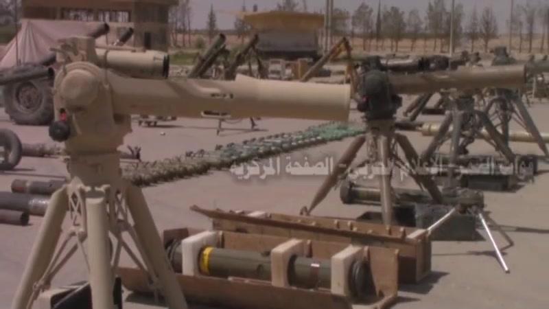 Террористы в Восточном Каламуне продолжают сдавать свое тяжелое и среднее оружие