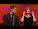 Graham Norton Show S23E08 Chris Pratt Bryce Dallas Howard Jeff Goldblum Thandie Newton
