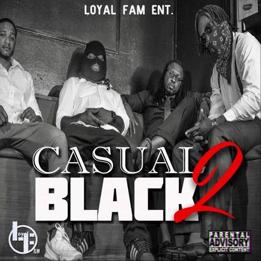 Dot альбом Casual Black 2