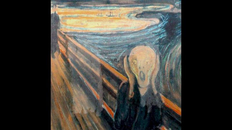 Эдвард Мунк: бедность, психушка и оккупация