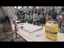 Green Berets 3RD SPECIAL FORCES GROUP conduct training of Niger soldiers (PART 2)