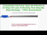News To Day-Youtube Maket-Cure Arthritis Naturally - Blue Heron Health News