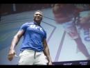UFC 218 - Открытая тренировка Фрэнсис Нганну