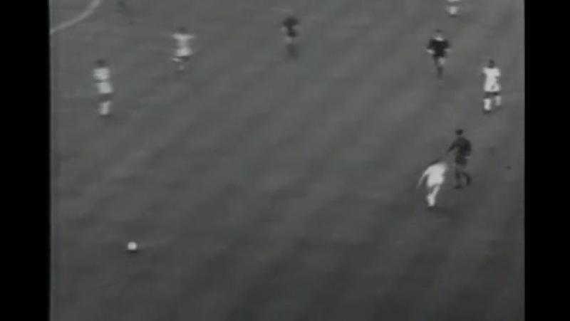 Бенфика Манчестер Юнайтед Кубок европейских чемпионов 1967 1968 финал Комм x264