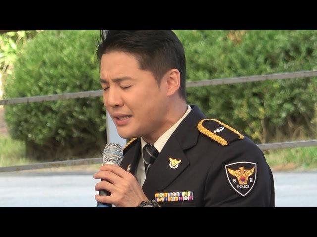 170916 광교 호수공원 마당극장 가족사랑 걷기대회 경기남부경찰 홍보단 사랑은