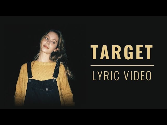 Romy Wave Rosenfeld Target Lyric Video original song