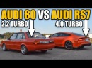 Top AUDI 2.2 TURBO MONSTERS Of The World (Part 2)