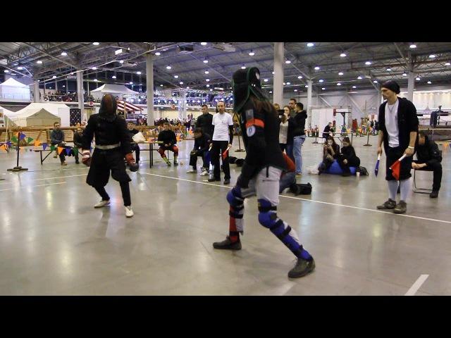 Четвертьфинал: Гибадулин vs Кравченко