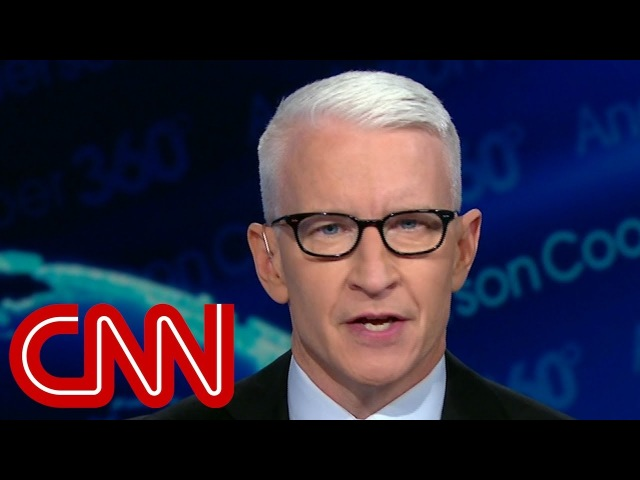 Anderson Cooper Trump's 'hoax' claim on Russia now weaker