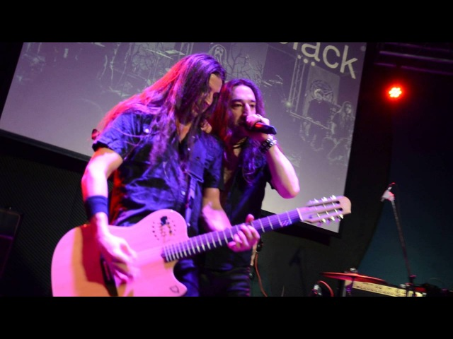 Kissin Black - Wild child (14.10.2016 Moscow Mezzo Forte )