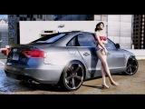 GTA V Graphics  Audi S4 B8  Ultra реалистический графический мод