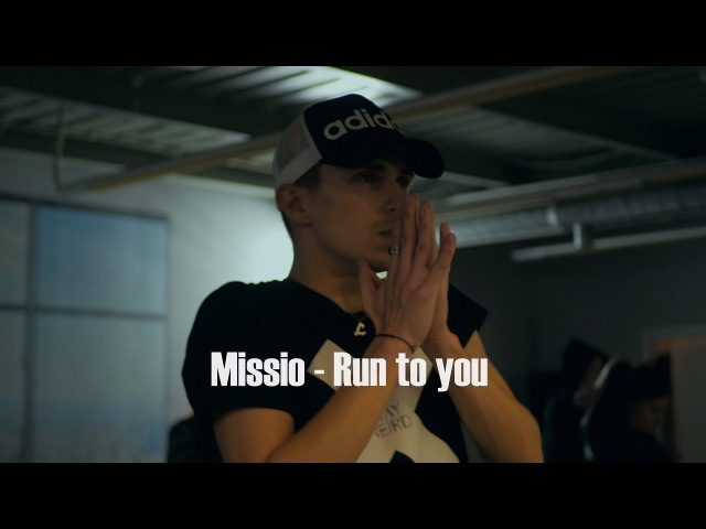 I RUN TO YOU || Missio - choreography by Sergey MARTYNOV