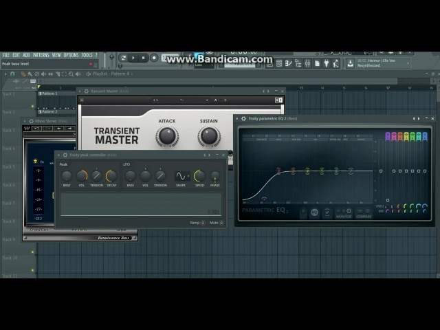 How to make a tight bass in FL Studio 12 (by Cosmic EFI)
