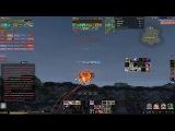 ArcheAge 3.5 Полет на глайдере в стратосферу + пвп с Black Sails