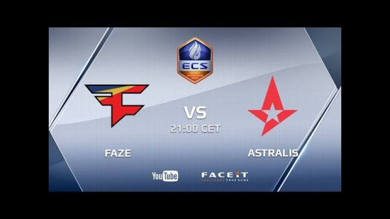 FaZe vs Astralis, ECS Season 5 Europe