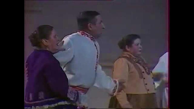 Горьковская(Нижегородская обл), Павловский р н, с Лохани Танец Лянсе 1980 г