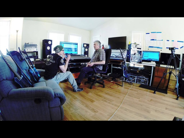 Allan Holdsworth Sessions with Virgil Donati 4/14/15 Tales from the Vault Pledge Music Campaign