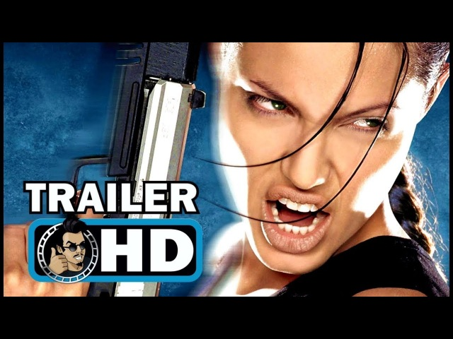LARA CROFT: TOMB RAIDER Official Trailer 2 (2001) Angelina Jolie Action Adventure Movie | FULL HD
