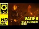 VADER - Full Concert w/ KREATOR 20/1/2018 Thessaloniki Greece