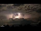 Mega storm over the Kimberley West Aust 2017 wet season