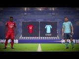 FIFA18: Гайд по настройке составов для сетевых товарищеских матчей