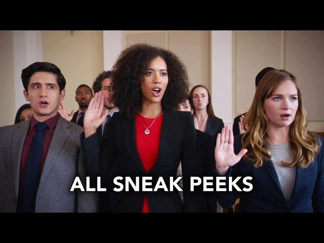 For The People 1x01 All Sneak Peeks Pilot (HD)Shondaland legal drama