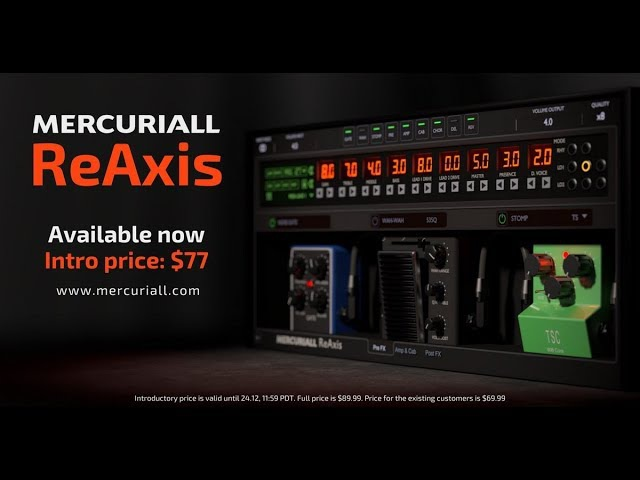 Mercuriall Reaxis Contest
