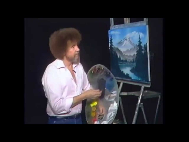 Bob Ross: 1 Hour Special! The Grandeur of Summer