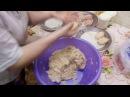 Veronika A Чунга Сардельки с картошкой Марийская кухня