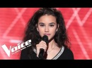 Yves Montand (Les feuilles mortes) |Lilya |The Voice France 2018 |Blind Audition