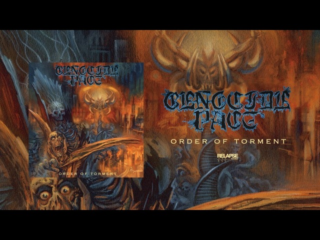 GENOCIDE PACT - Order of Torment (Full Album Stream)