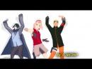 MMD Naruto - Team 7 - Tik Tok (Наруто/Боруто 3 сезон 20 21 22 23 24 25 26 27 28 29 30 серия)