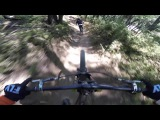 Remy Metailler and Oscar Harnstrom smash laps in Chile