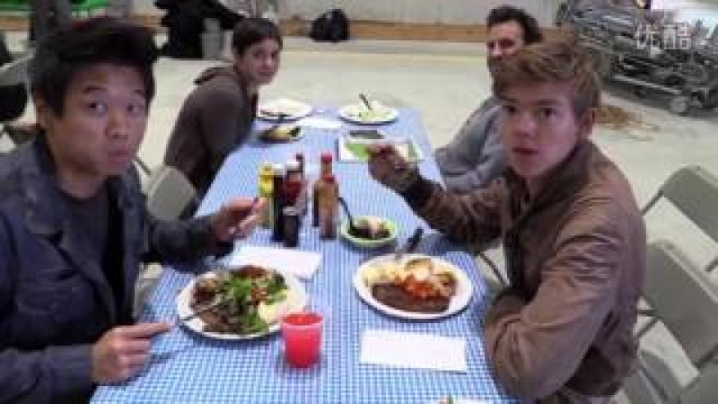 Scorch Trials Behind the Scenes 1 / New Friends and Enemies