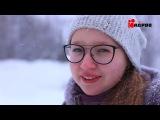 Новости. Кемерово. Невиданный снегопад скрыл крыши домов