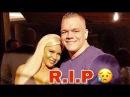Dallas Mccarver with WWE girlfriend Dana Brooke | Memories