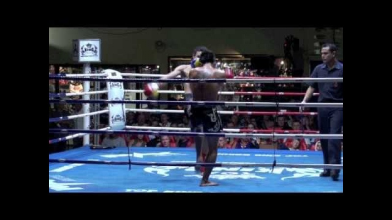 Grigory Popov (Tiger Muay Thai) vs Tawantong Patong Boxing Gym 23/12/2013