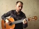 Once in the street Nino Katamadze соло кавер на гитаре уроки гитары Киев и Скайп
