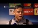 Declaraciones Luis Muriel pospartido Champions . 21/02/18. Sevilla FC