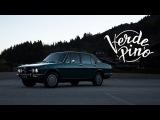1972 Alfa Romeo Alfetta Verde Pino