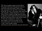 POEM ~ On Easter Day by Oscar Wilde ~ poem with text