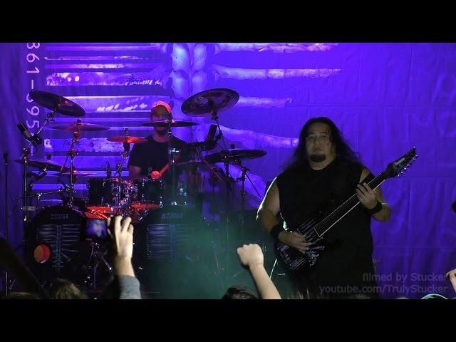 Fear Factory - Zero Signal (Live in Helsinki, Finland, 07.11.2015) FULL HD