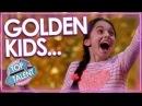 TOP Kids Golden Buzzers From Got Talent Worldwide!   Darci Lynne, Beau Dermott MORE!   Top Talent