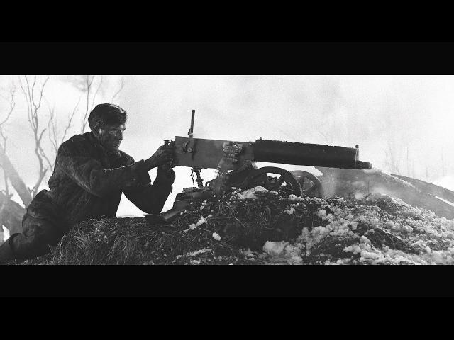 The 28 Panfilov Heroes Machine Gun Scene Get Stronger BW Edit