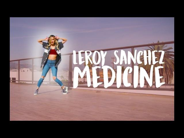 Medicine (Leroy Sanchez Cover) Freestyle | Chachi Gonzales
