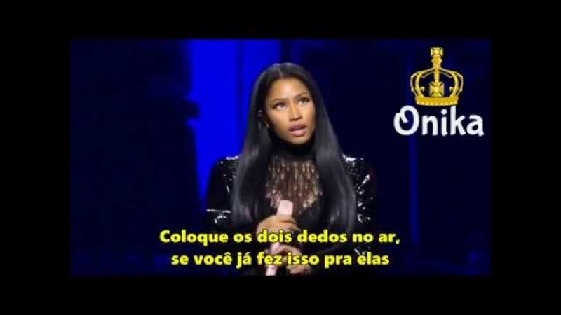 Nicki Minaj - Did It On 'Em (LIVE) [Legendado/PT/BR]